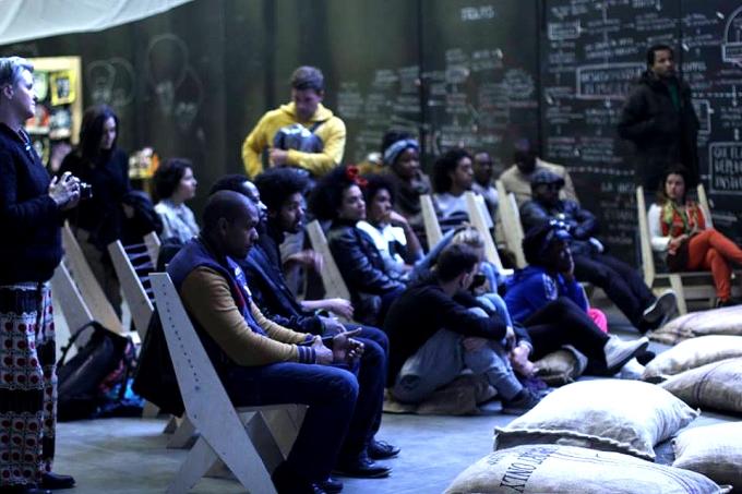 Afroempowered, en Ni arte Ni eduación2015