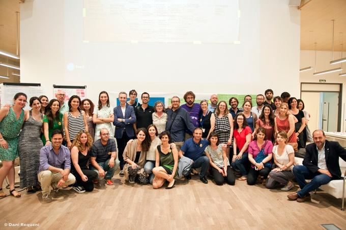 Asistentes al I Encuentro Profesional sobre Mediación Cultural de la CV - Dani Requeni